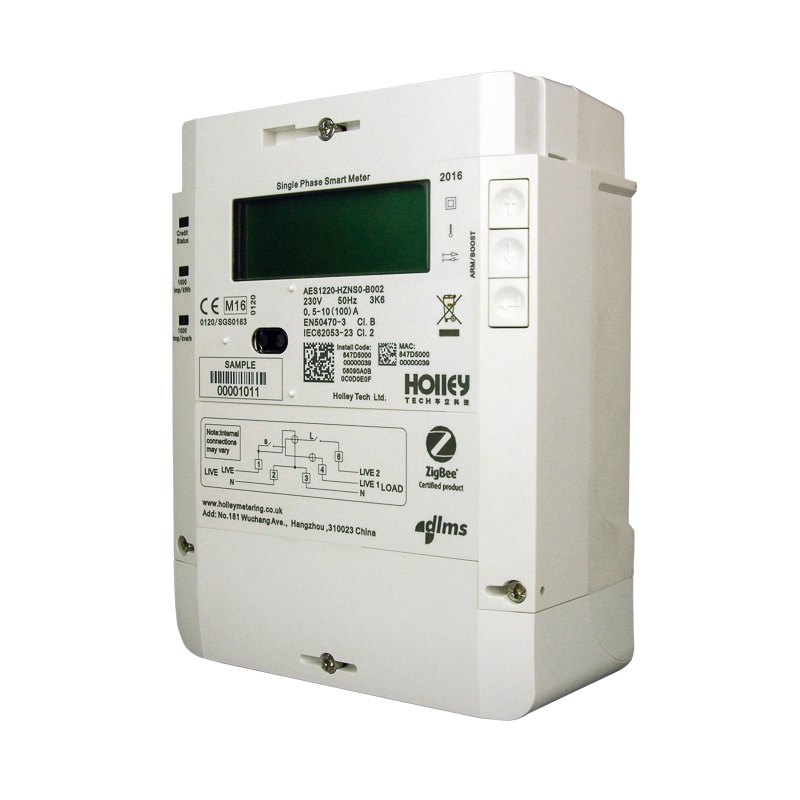 Holley AES1220 Smart Electricity Meter