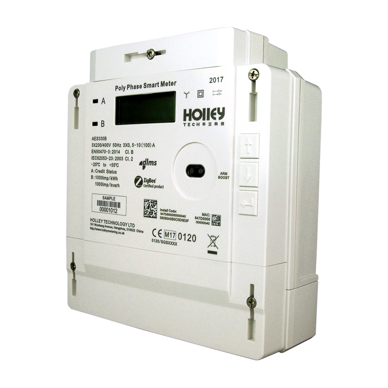 Holley AES330B Smart Electricity Meter