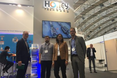 Holley Technology Attends European Utility Week 3-5th October 2017